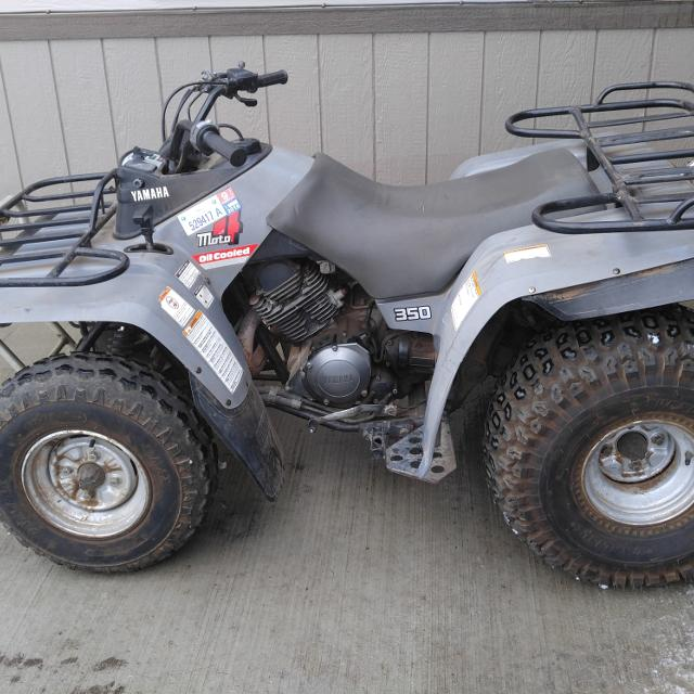 Find more 1990 yamaha moto4 350 for sale at up to 90 off for Yamaha moto 4 80 for sale