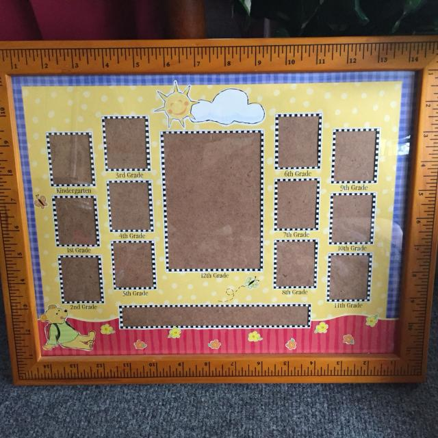 Find More Picture Frame Bigger Than 8x10 Kindergarten Through 12th