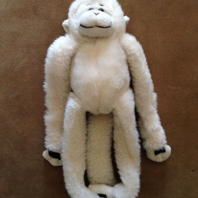 Find More Monkey Stuffed Animal With Velcro Hands And Feet For Sale