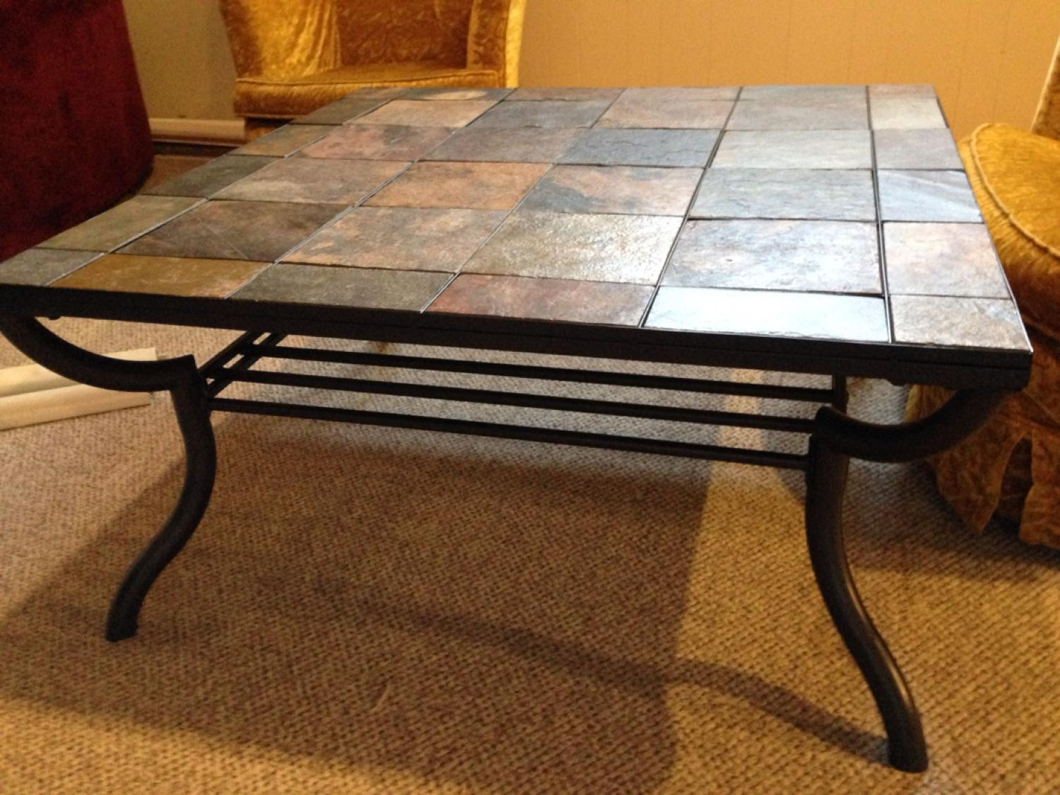 Find More Ashley Furniture Slate Coffee Table For Sale At Up To 90 Off
