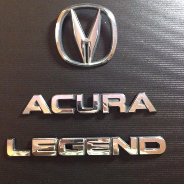 Best Acura Legend Logo Set For Sale In Covina California For - Acura emblem