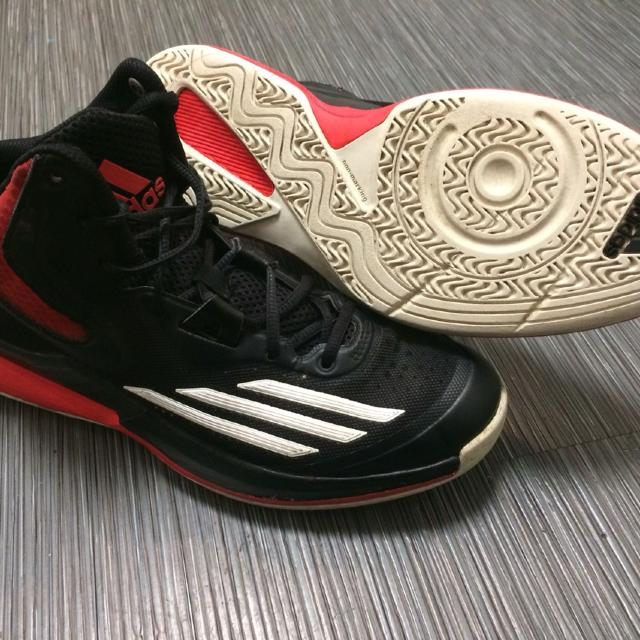 df227872b54 Find more Mens (big Boys) Size 7 Adidas Basketball Shoes for sale at ...