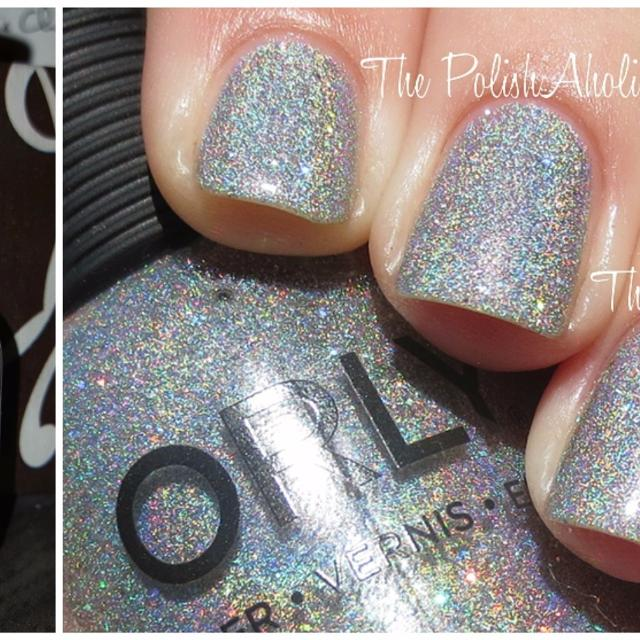 Find more Nail Polish - Orly Mirrorball Holographic Discontinued for ...