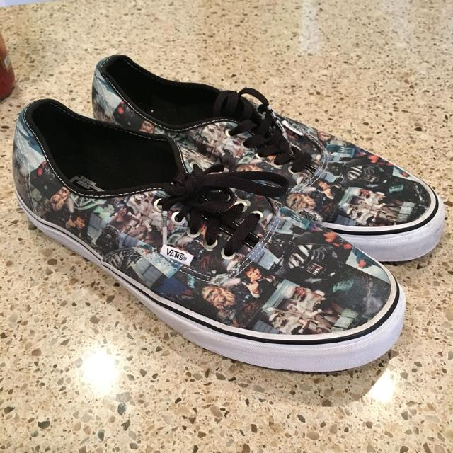 6005d673322adf Find more Men s Star Wars Vans.... Size 13...  8 ... Read ...