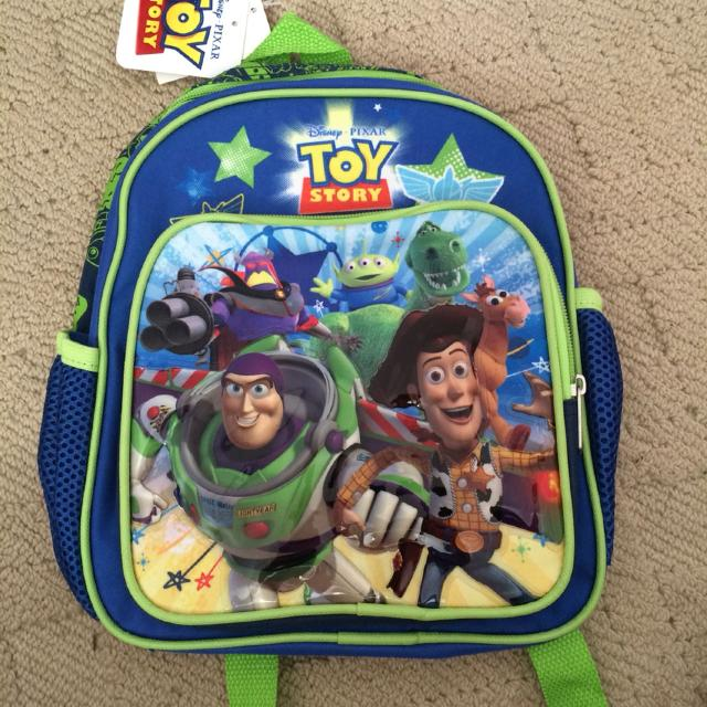 1982df52c41 Find more Toy Story Toddler Backpack