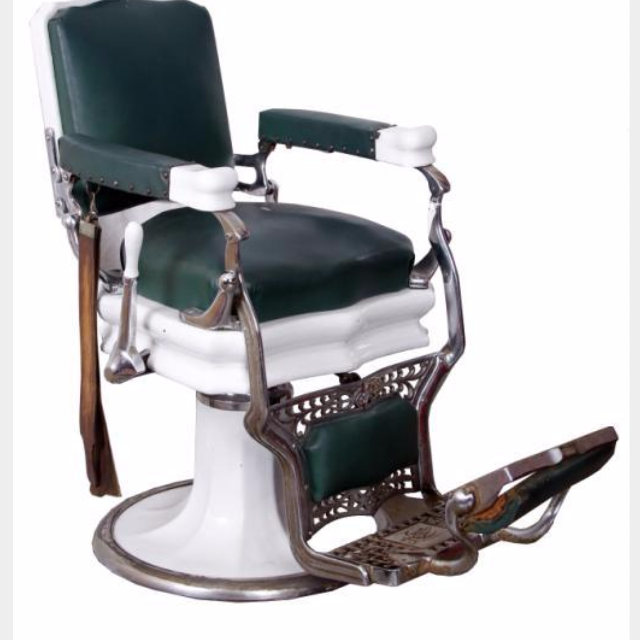Best Antique Koken Barber Chair Similar To This One For Sale In Rochelle Illinois For 2021