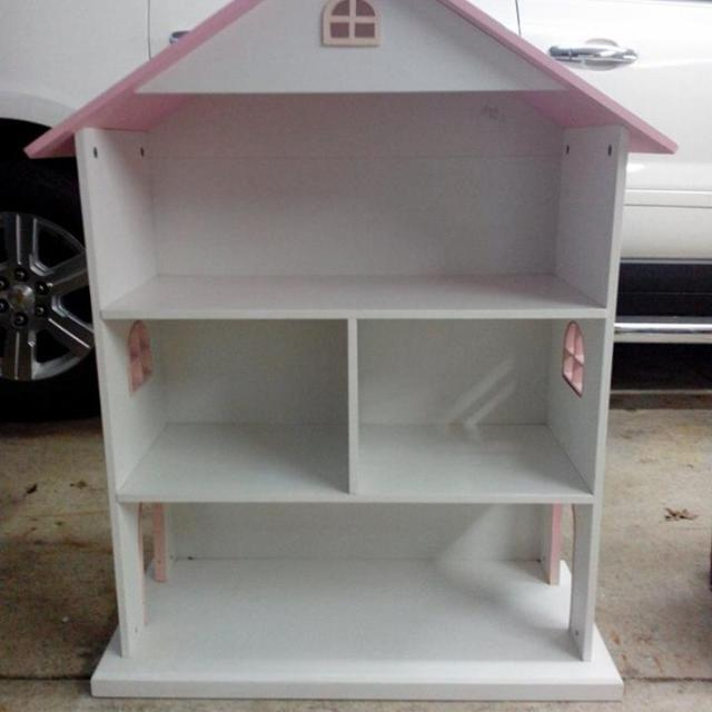 For Foremost Kids Dollhouse Bookcase