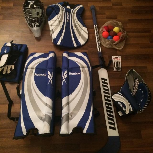 Find More Road Hockey Floor Hockey Goalie Equipment For Sale At Up