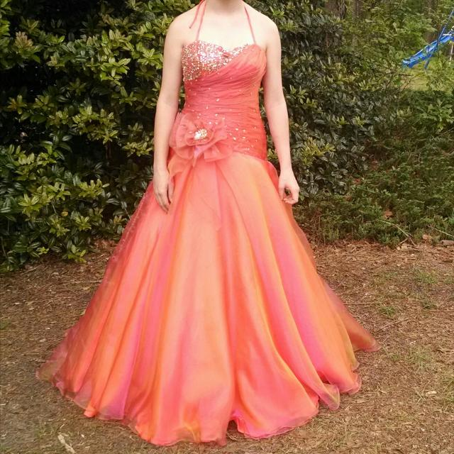 Best Prom Dress From Elegant Evenings Perfect For Homecoming for ...