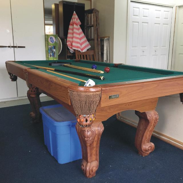 Best Pool Table For Sale In El Dorado County California For - El pool table