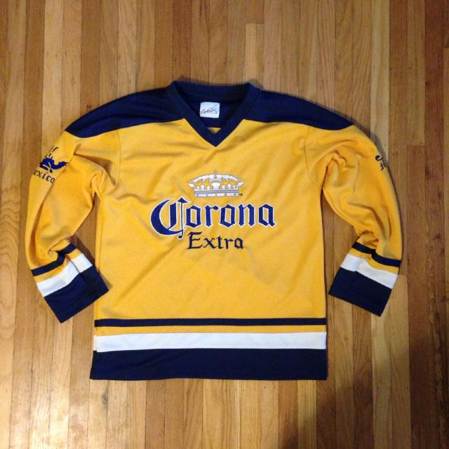 Find more Corona Hockey Jersey for sale at up to 90% off 01bf64ffbde