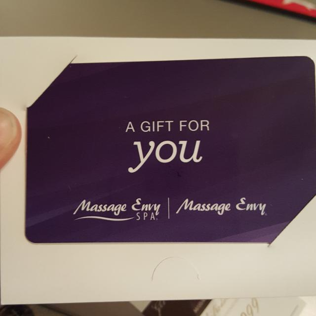 Find more $60 Massage Envy Gift Card for sale at up to 90% off
