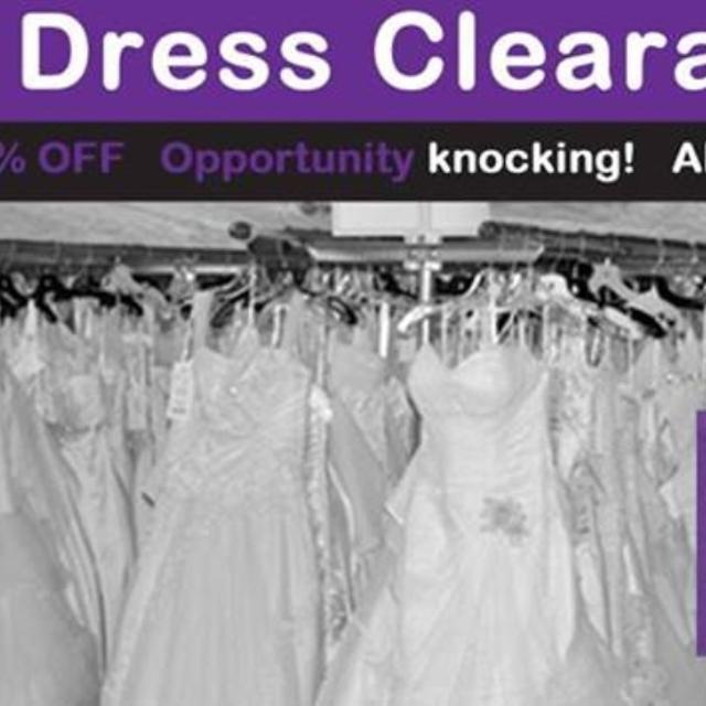 Find more Belleville Wedding Dress Clearance Sale By Opportunity ...