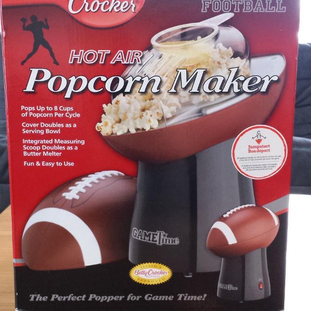 Betty crocker movie night popcorn maker manual columbusstrongwind.