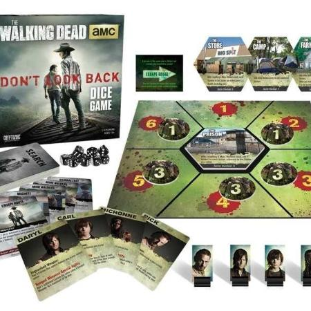 The walking dead Don't Look Back Dice... for sale  Canada