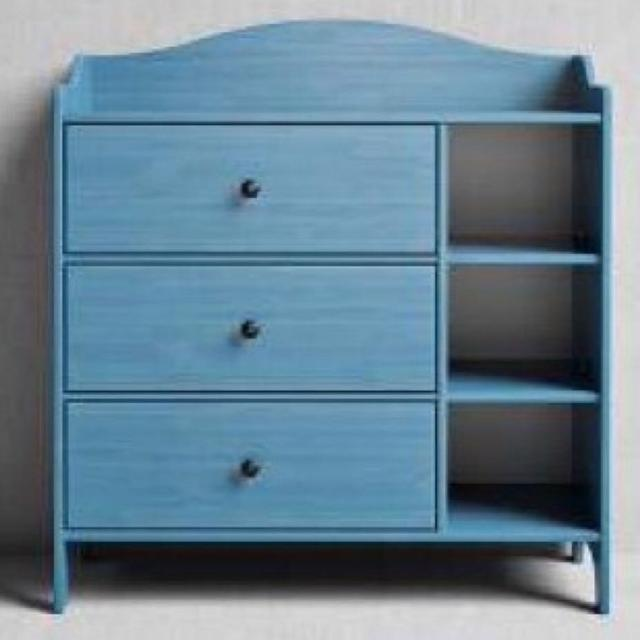 Find more ikea trogen chest dresser blue for sale at up to 90 off - Ikea letto allungabile trogen ...