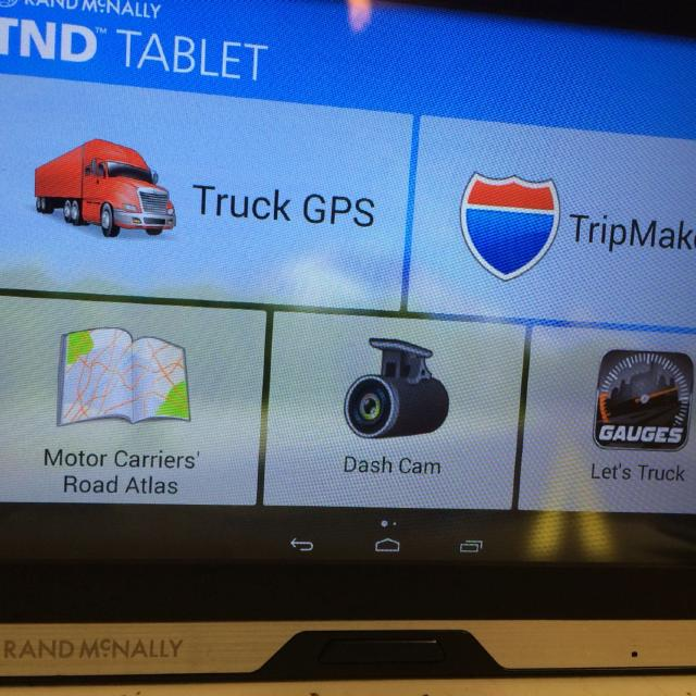 Rand Mcnally Gps >> Best Rand Mcnally Gps Tablet For Sale In Griffin Georgia For 2019