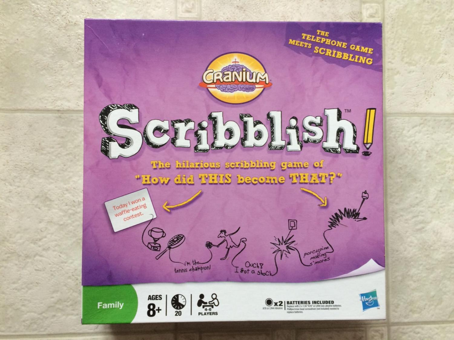 Find More Cranium Scribblish For Sale At Up To 90 Off
