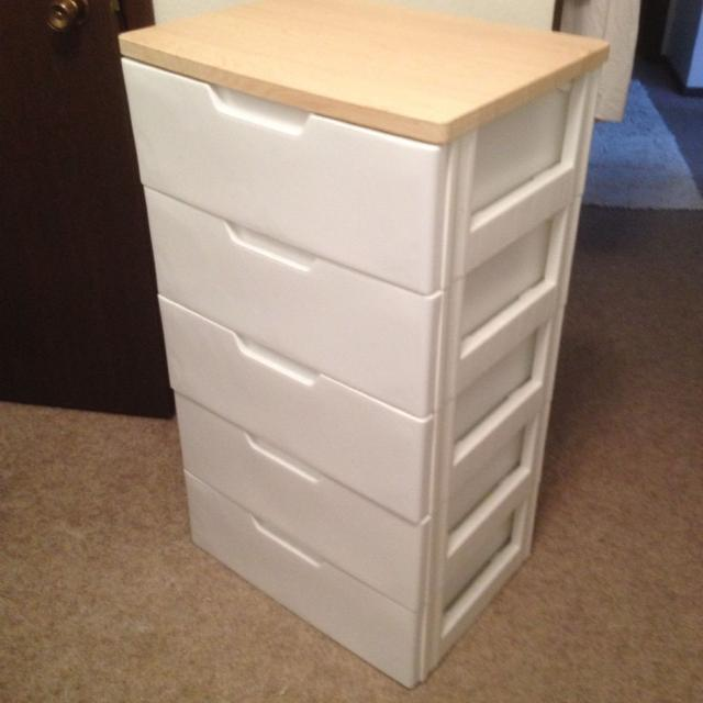 Plastic 3 Drawer Chest ~ Walmart plastic dresser bestdressers