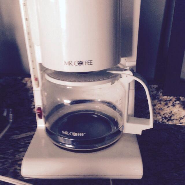 Find More Mr Coffee Coffee Maker Old But Clean And Works For Sale