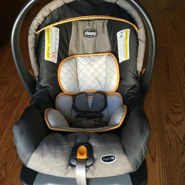 Chicco Keyfit 30 Infant Car Seat Base Sedona Color