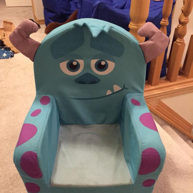 Find more Foam Chair Sully Monsters Inc for sale at up to 90% off