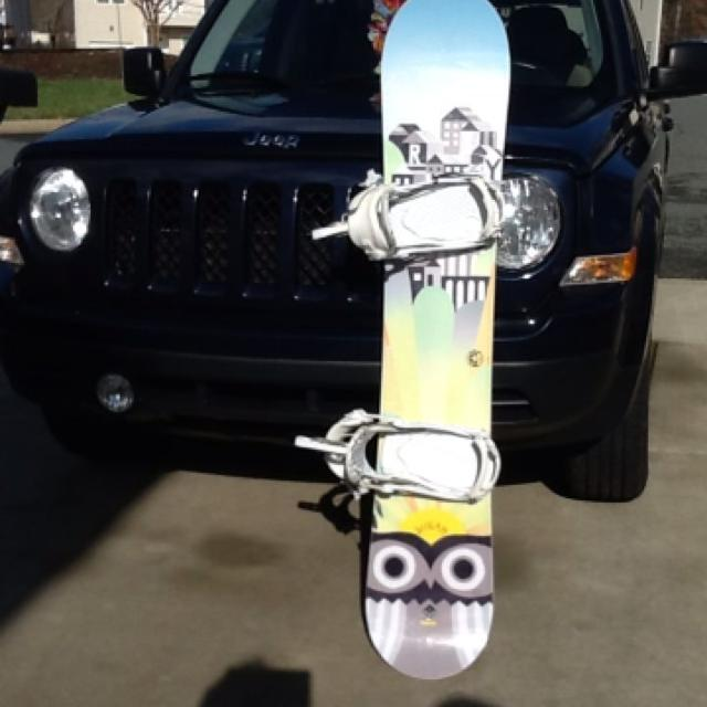 5992d46b71 Find more Never Been Used Roxy Sugar Banana Board! Bindings Included ...