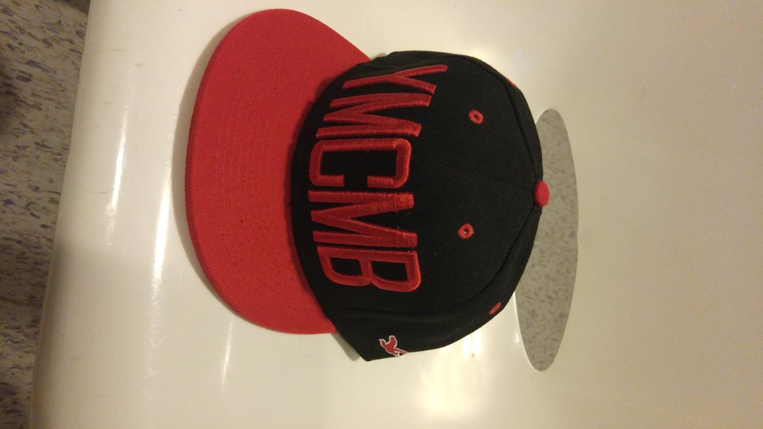 b96cdc2c2e6a6 Best New Black red Hollister Ymcmb Snapback for sale in Hanover ...
