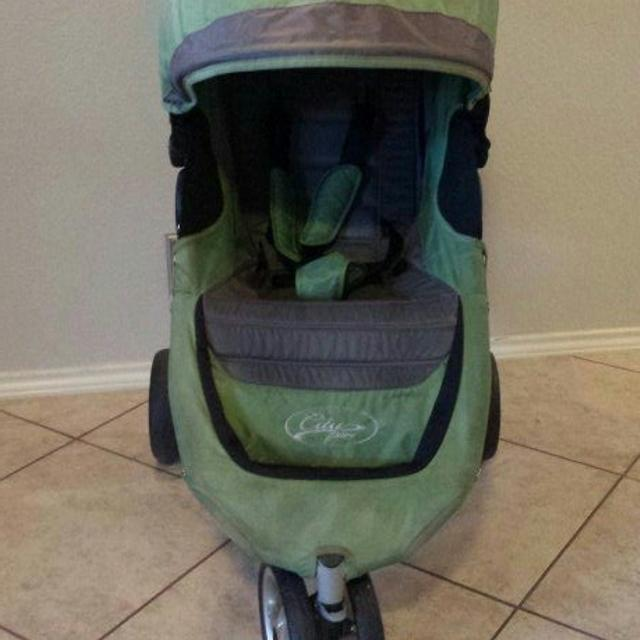 Price Lowered Baby Jogger City Mini Stroller