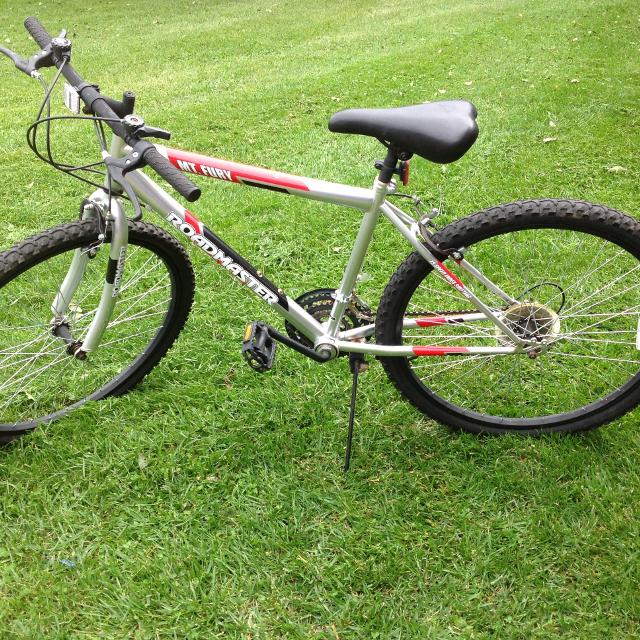 Mt Fury Roadmaster 15 Sp Bike