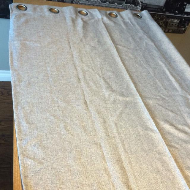 Find more Urban Barn Curtains (2 Panels) for sale at up to 90% off ...