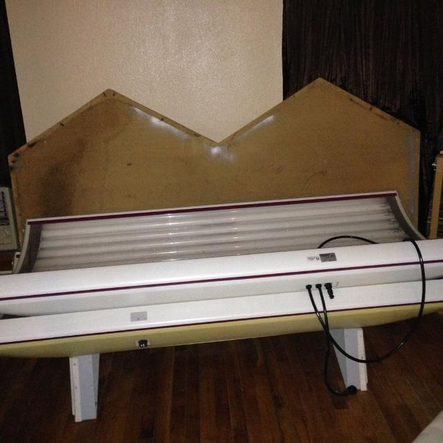 Best Wolff Sunvision Tanning Bed For Sale In Cibolo Texas For 2019