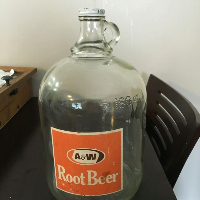 find more old a w root beer jug for sale at up to 90 off