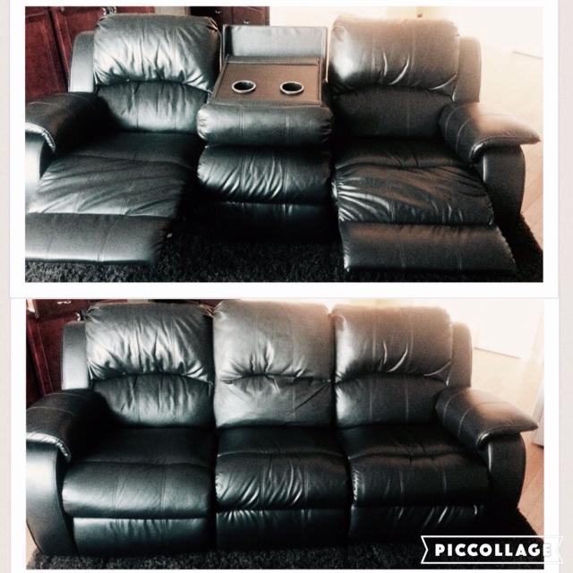 Best Leather Reclining Sofa Brands: Find More Italian Brand Pellissima Black Leather Reclining