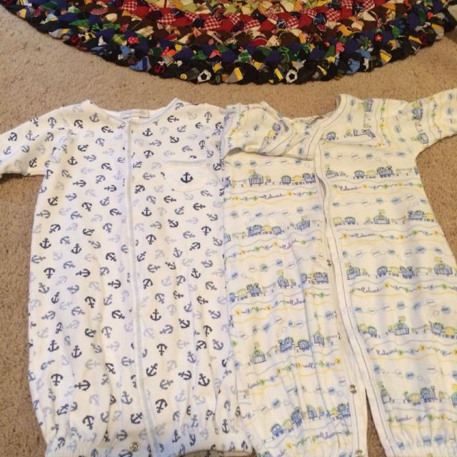 Find more Kissy Kissy And Magnolia Baby Convertible Gowns for sale ...