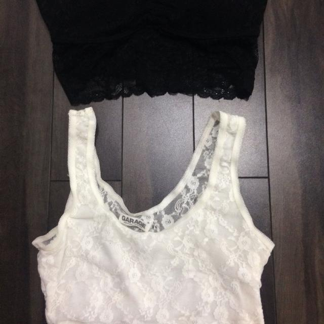 e7f99176a7 Find more Garage And Dynamite Bralette crop Top - Size Xs small for ...