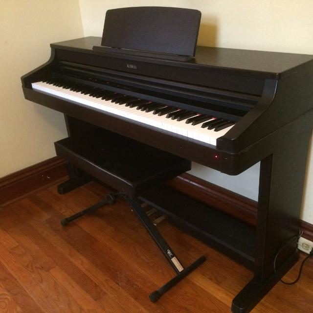 best kawai digital piano ca 840 for sale in chalmette louisiana for 2018. Black Bedroom Furniture Sets. Home Design Ideas