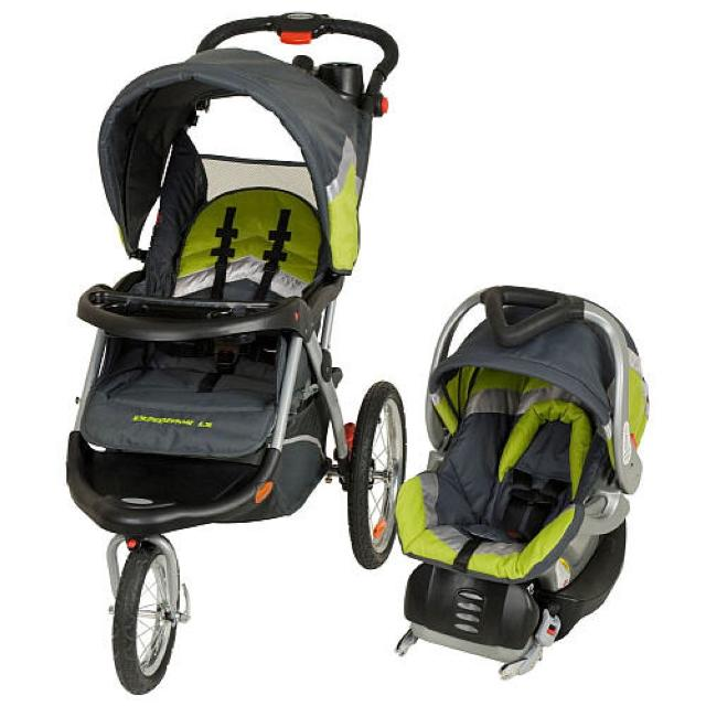 The Baby Trend Expedition ELX Travel System Stroller And Car Seat Expiration Date
