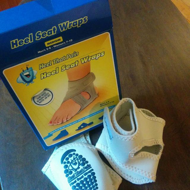 ff166e5ee83091 Find more Heel Seat Wraps For Plantar Fasciitis And Other Heel Pain ...