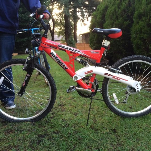 Find More 16 Infinity Gravity Mountain Bike For Sale At Up To 90 Off