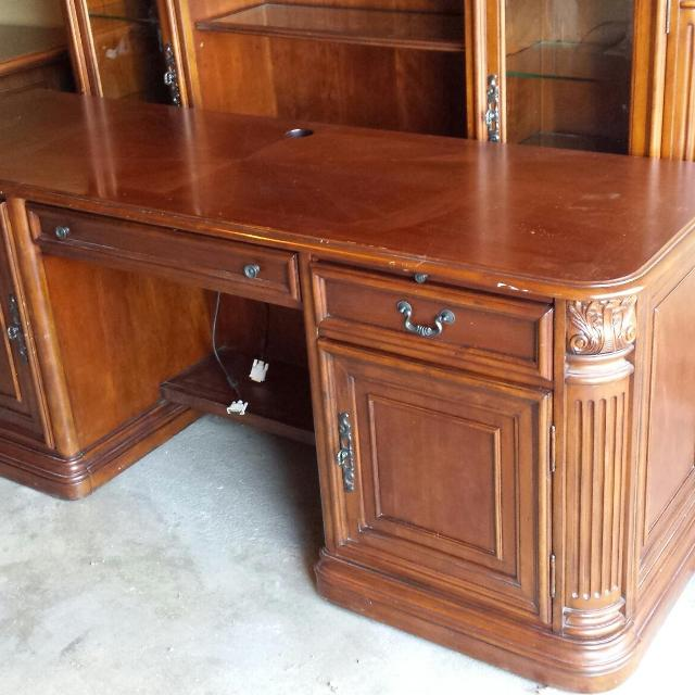 Best Ornate Office And Computer Desk For Sale In Highlands Ranch