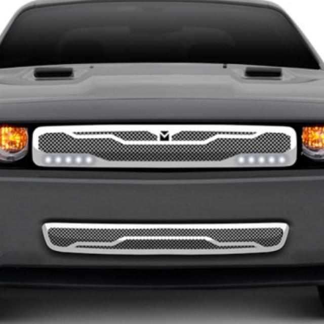 best custom led grill for dodge challenger for sale in mcdonough georgia for 2020 custom led grill for dodge challenger