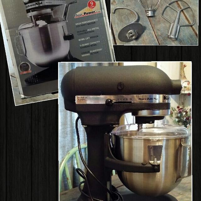 Find More Kitchenaid Heavy Duty Plus Series Imperial