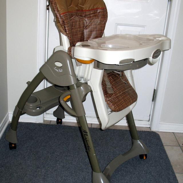 find more chaise haute highchair evenflo majestic easy