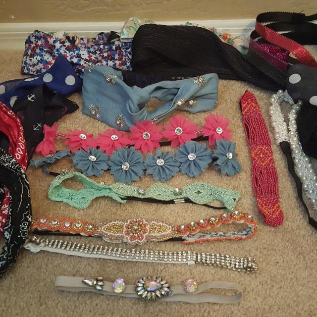 Find more 25 Piece Headbands From Charming Charlies And Ross for ... 00b89aa9c65