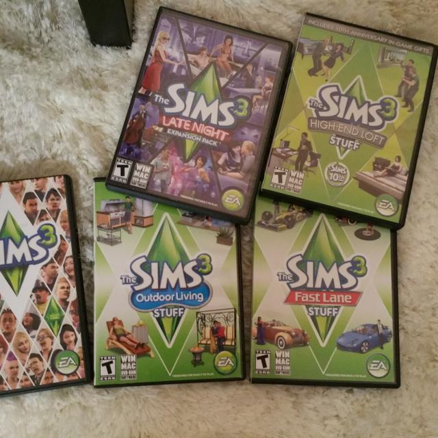 Sims 3 PC Games