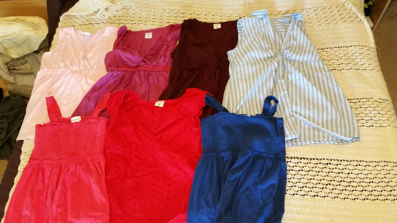 f7c94ab4d050d Find more Gently Used Maternity Clothes (lot) for sale at up to 90% off