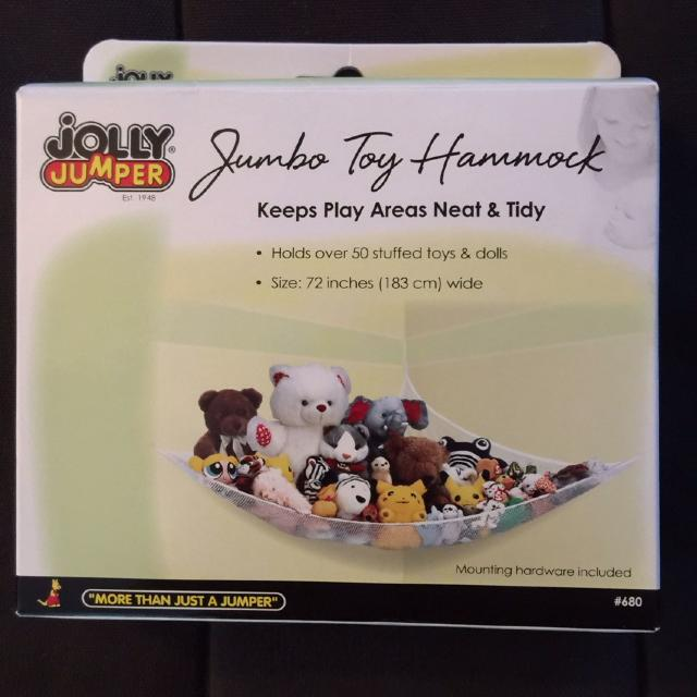 061fe628e Find more Jolly Jumper Jumbo Toy Hammock Bnip for sale at up to 90% off