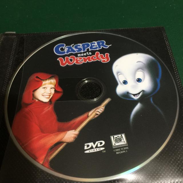 Casper meets Wendy Dvd