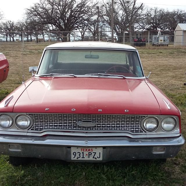 Best Ford Galaxy Body Is In Excellent Condition Great - Car show abilene tx